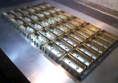 Electrodo para soldadura de plástico por alta frecuencia 02
