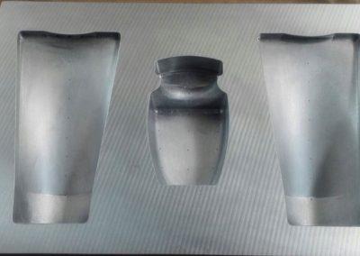 Molde de termoconformado de plástico por alto vacío 07